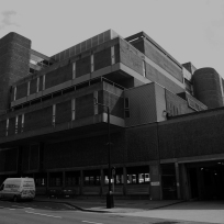 Sheffield Magistrates court - back view