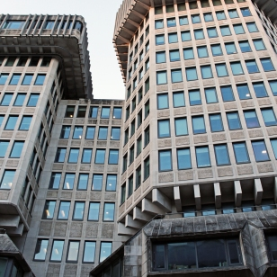 Ministry Of Justice London Brutalist Constructions