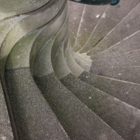 UEA spiral stairs